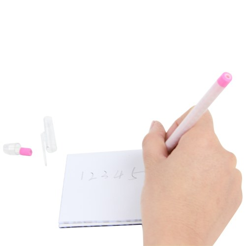 Detachable Mechanical Pencil With Eraser Image 3