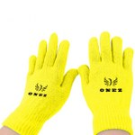 Plain Acrylic Winter Gloves