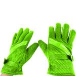 Adjustable Wrist Strap Ski Gloves