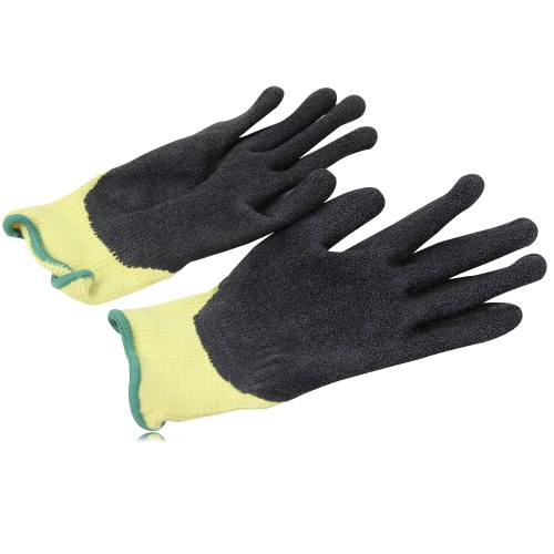Kevlar Dipped Latex Cut Gloves