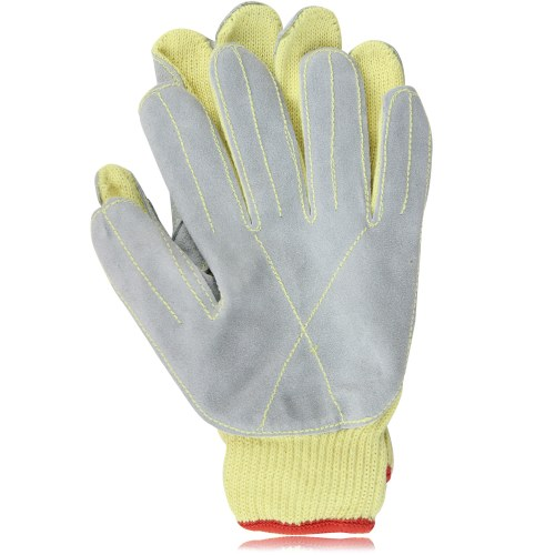 Kevlar Leather Palm Cut Gloves Image 1