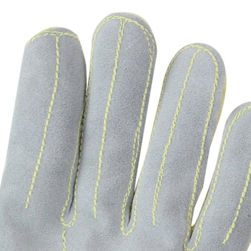 Kevlar Leather Palm Cut Gloves Image 7