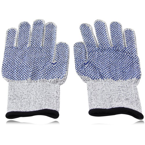 Seamless Knit Cut Resistant Gloves Image 2