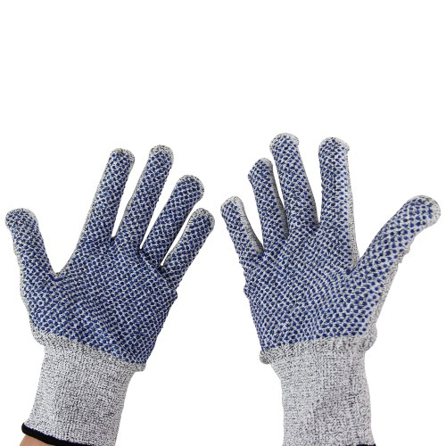 Seamless Knit Cut Resistant Gloves Image 3