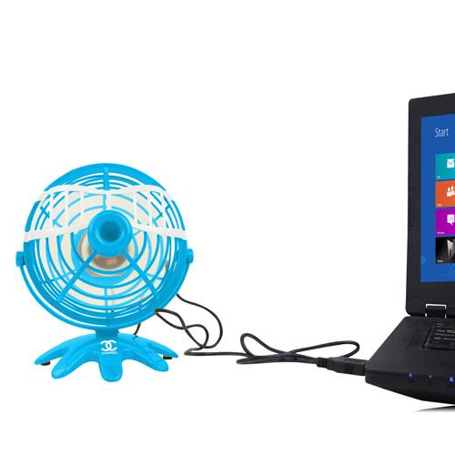 USB Cooling Desk Fan
