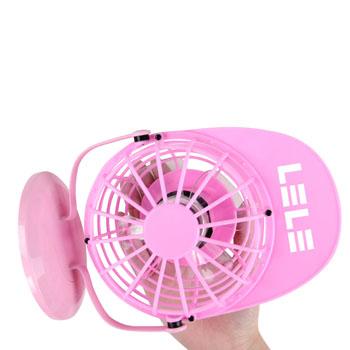 Cap Shaped Creative USB Fan