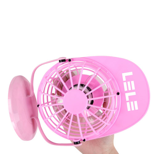 Cap Shaped Creative USB Fan