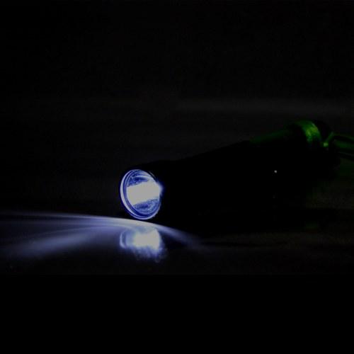 Dark Night Pen With Flashlight