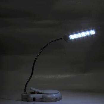 6 Led Clip Book Light