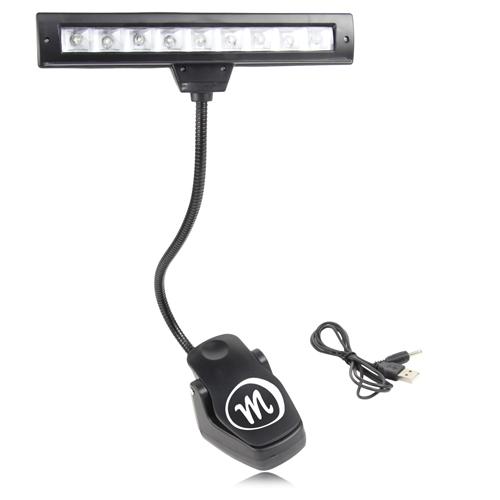 JumBo Clip 9 LED Book Light