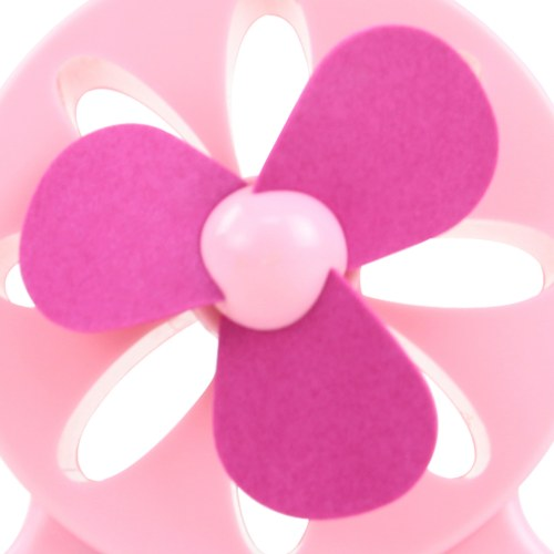 May Flower USB Table Fan