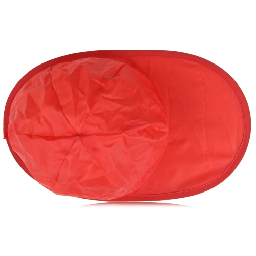 Foldable Baseball Flat Cap With Pouch Image 2