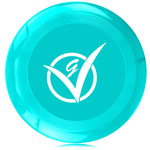 Flying Saucer Design Frisbee