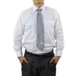 Formal Men's Striped Tie