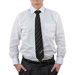Stripe Men Silk Tie