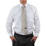 Patch Design Necktie