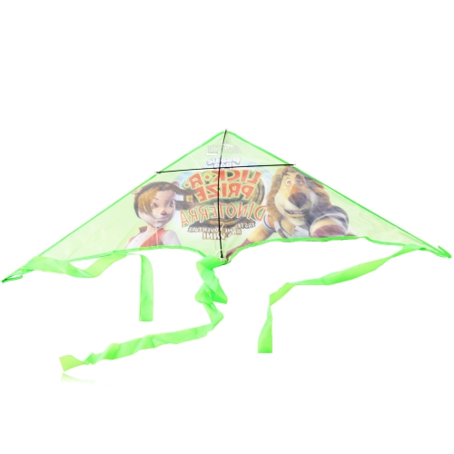 Delta Kite With Tail Image 2