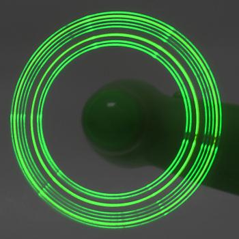 Luminous LED Message Fan