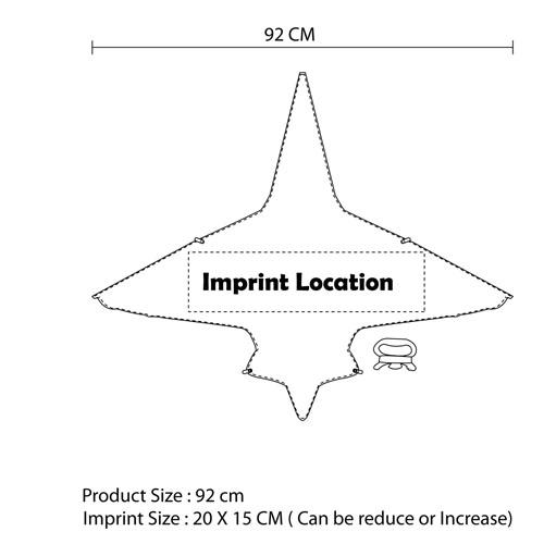 Aircraft Shaped Kite