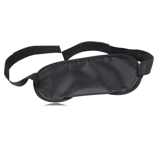 Shiny Sleeping Shade Mask With Velcro Image 1