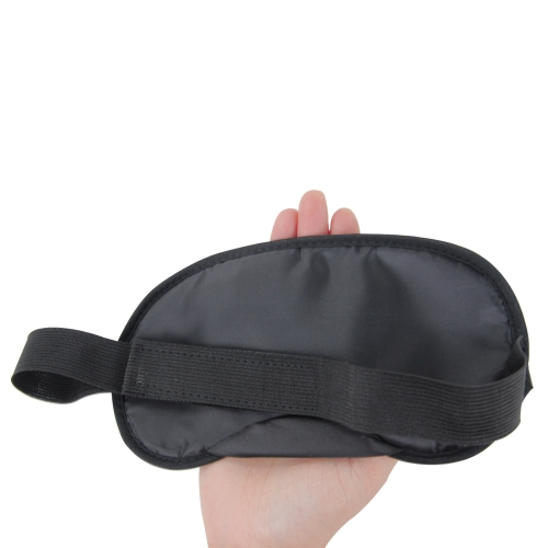 Shiny Sleeping Shade Mask With Velcro Image 4