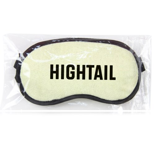 Terry Cloth Sleeping Shade Mask Image 11