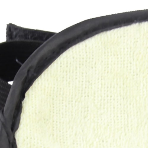 Terry Cloth Sleeping Shade Mask Image 8