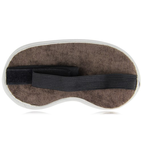 Cotton Sleeping Shade Mask With Velcro