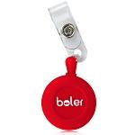 Round Retractable Badge Snap Strap