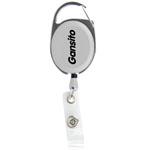Oval Retractable Badge Reel