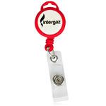 Premier Round Badge Reel