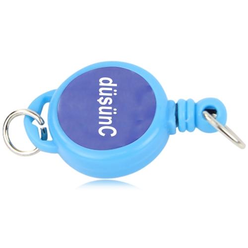 Round Shape Plastic Badge Reel