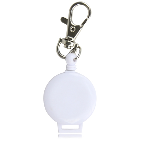Round Shaped Retractable Badge Holder