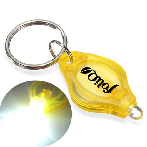 Mini Led Light Keychain
