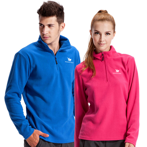 Polar Fleece Zip Pullover Jacket