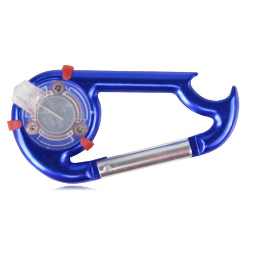 Bottle Opener LED Carabiner Image 1