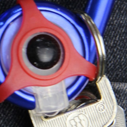 Bottle Opener LED Carabiner