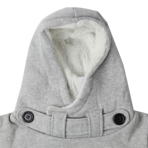 Children Sweater With Hood