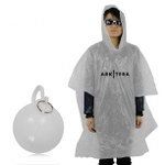 Poncho With Ball Shell