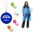 Poncho With Ball Shell Image 1