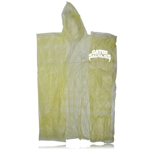 Disposable Reusable Rain Poncho Image 1