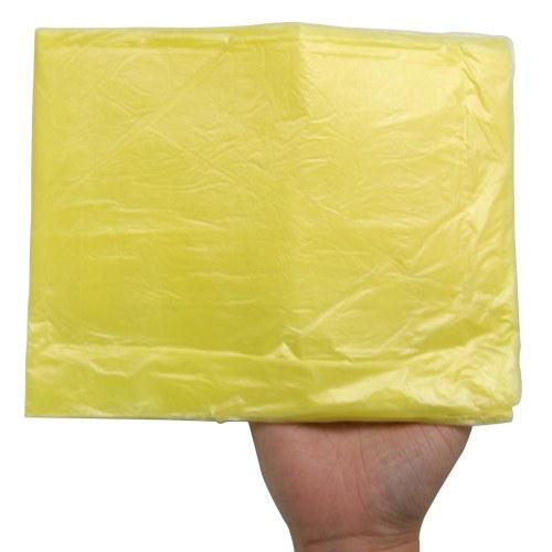 Disposable Reusable Rain Poncho Image 6