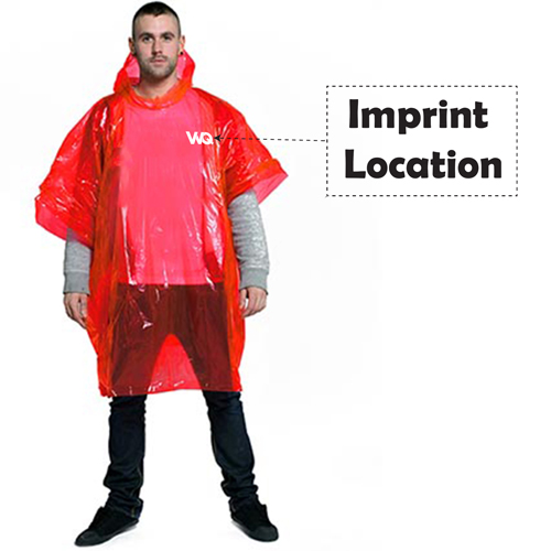 Disposable Emergency Poncho