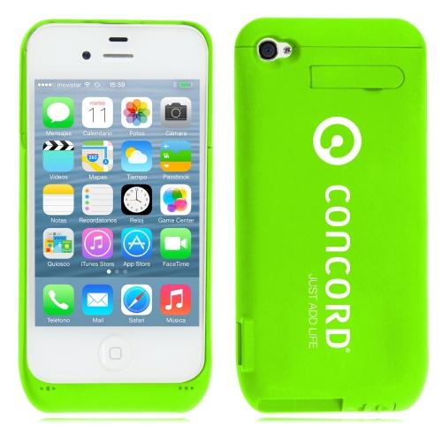 3000mAh iPhone 4 / 4S Battery Juice Pack