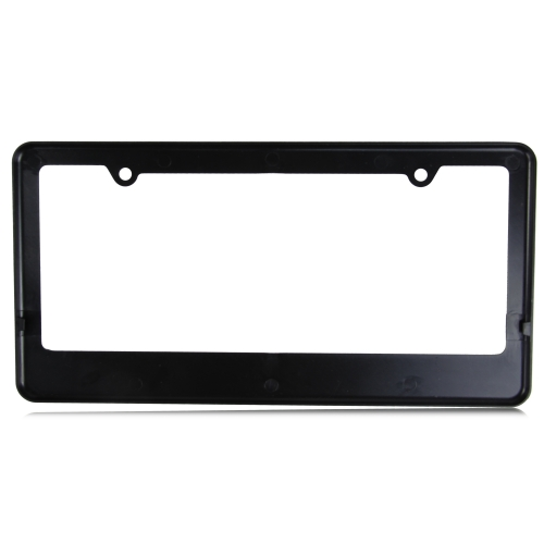 Gloss License Plate Frame Image 1