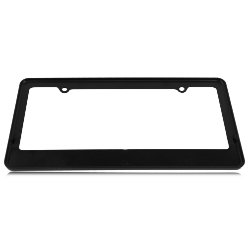 Gloss License Plate Frame Image 2