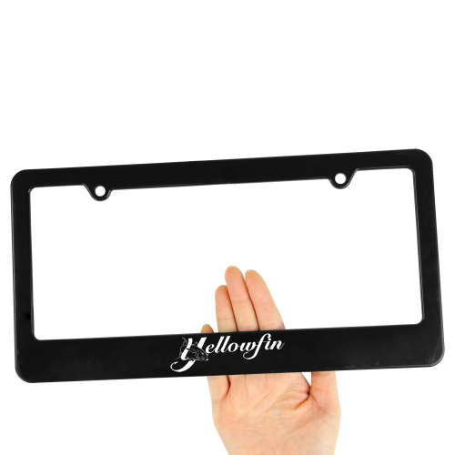 Gloss License Plate Frame Image 4