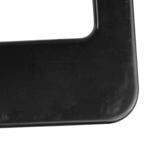 Gloss License Plate Frame Image 8