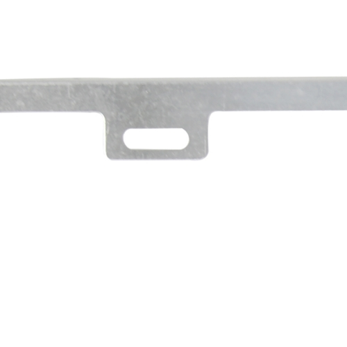 Chrome Aluminum License Plate Frame Image 6