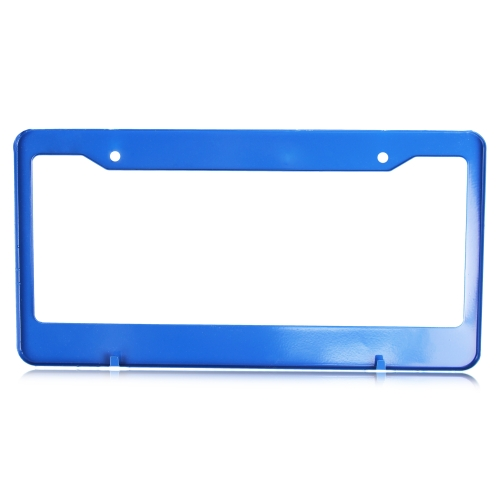 Metal Legacy License Plate Frame Image 1